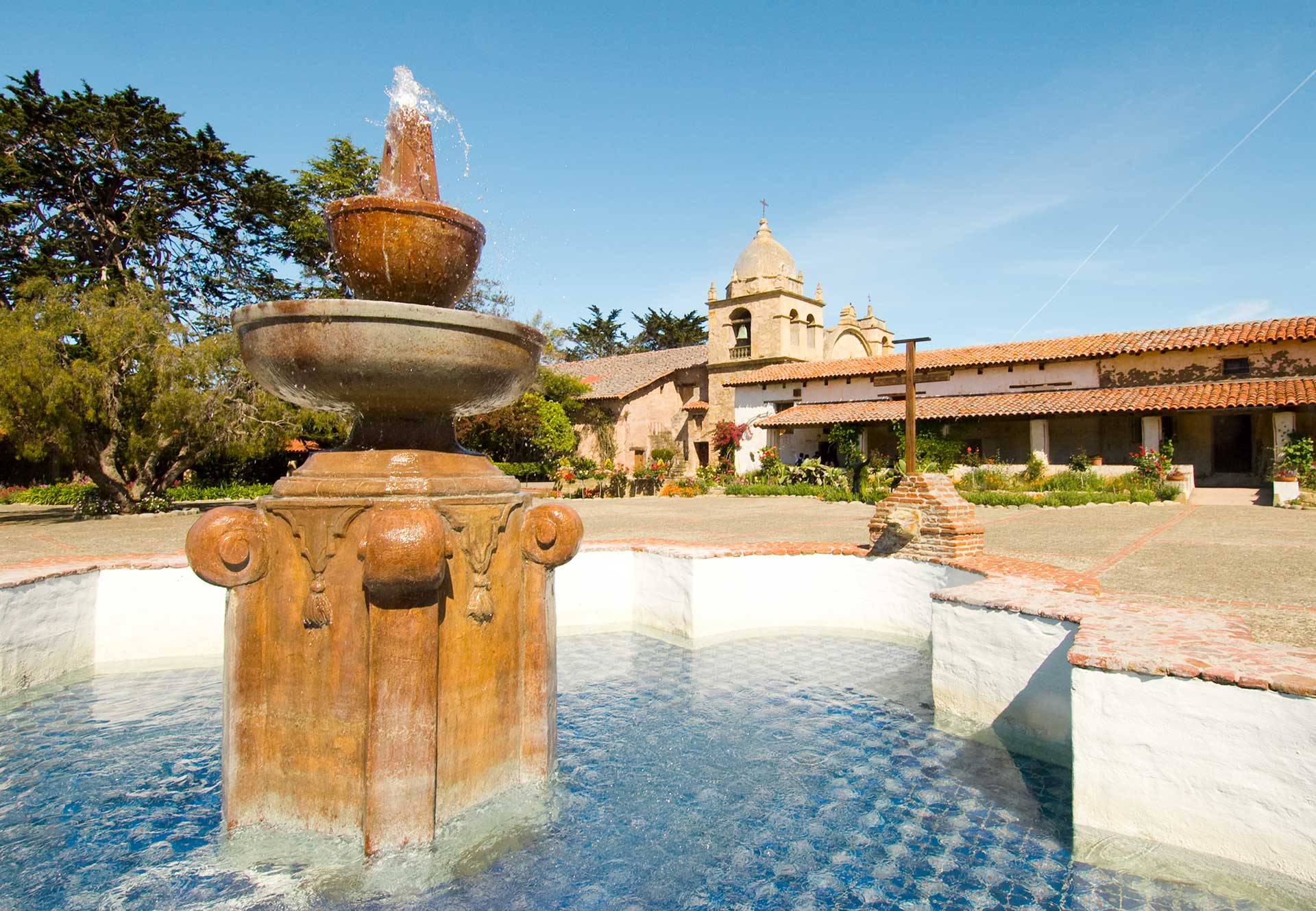 Attractions - Carmel Mission Basilica