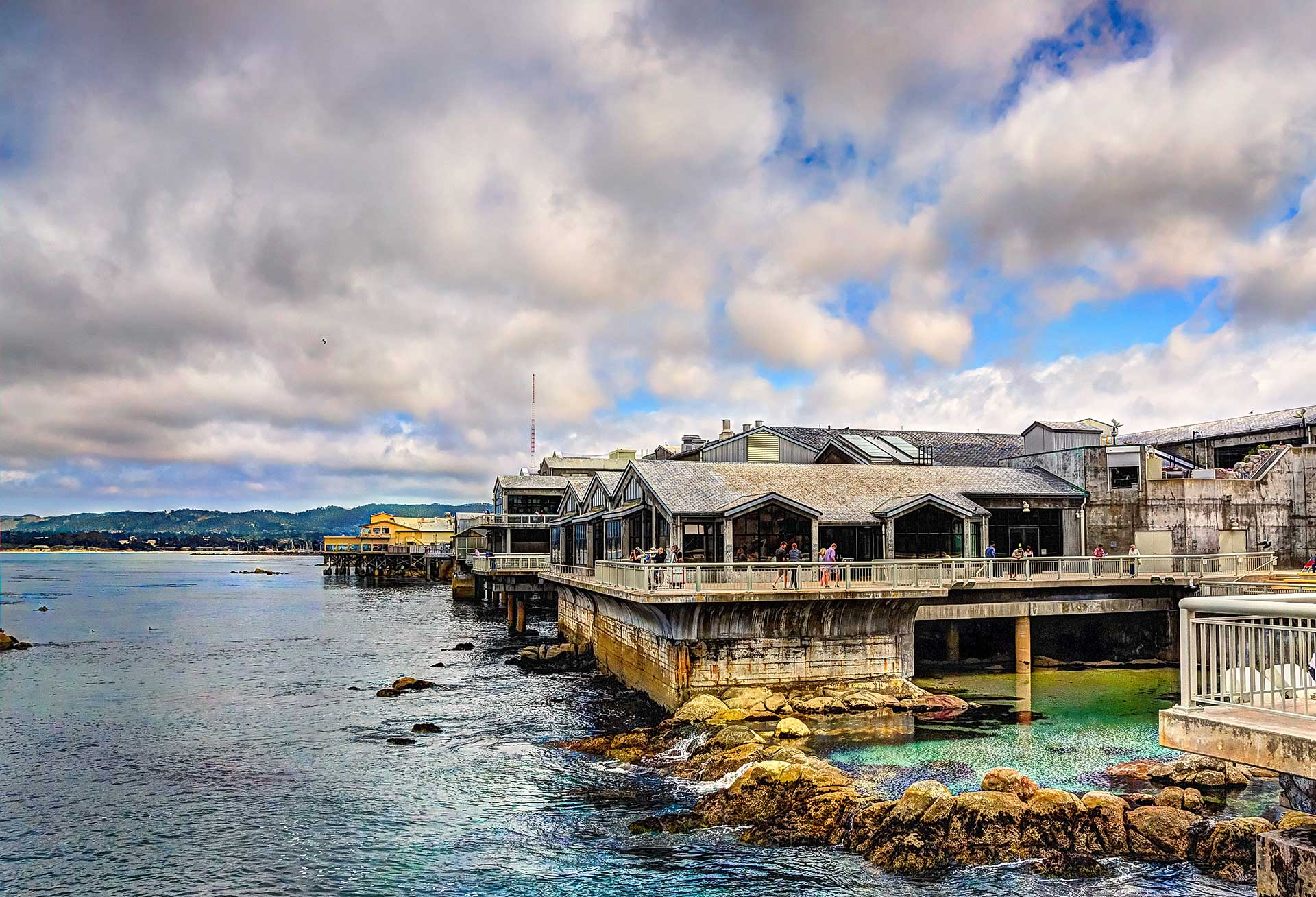 Attractions - Monterey Bay Aquarium